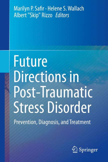 Cover of 'Future Directions in Post-Traumatic Stress Disorder'