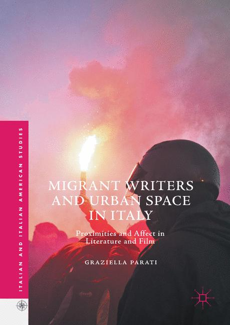 Cover of 'Migrant Writers and Urban Space in Italy'