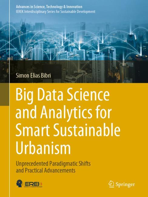 Cover of 'Big Data Science and Analytics for Smart Sustainable Urbanism'