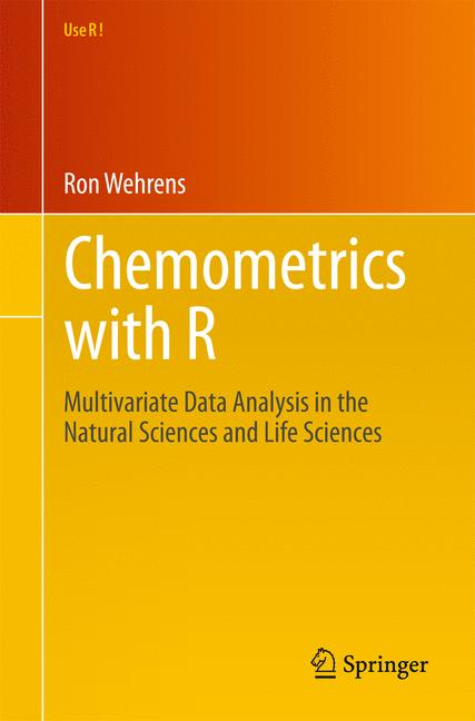 Cover of 'Chemometrics with R'