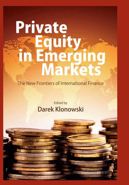 Cover of 'Private Equity in Emerging Markets'