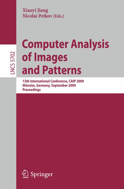 Cover of 'Computer Analysis of Images and Patterns'