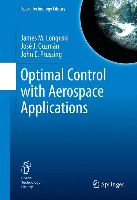 Cover of 'Optimal Control with Aerospace Applications'