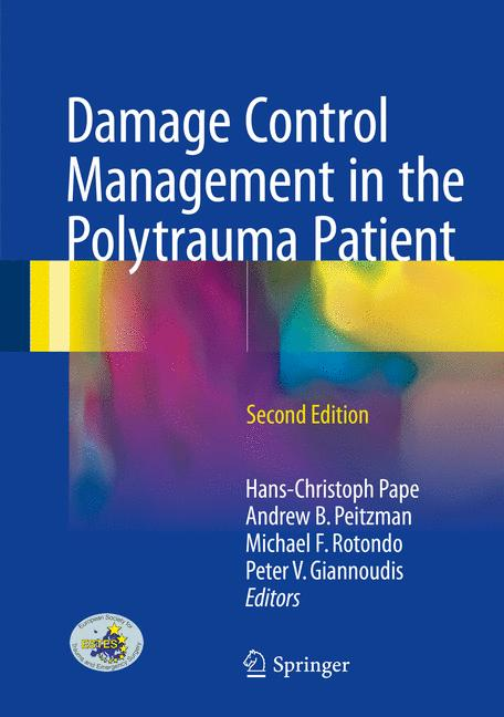 Cover of 'Damage Control Management in the Polytrauma Patient'