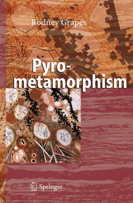 Cover of 'Pyrometamorphism'