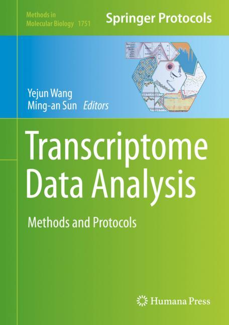 Cover of 'Transcriptome Data Analysis'