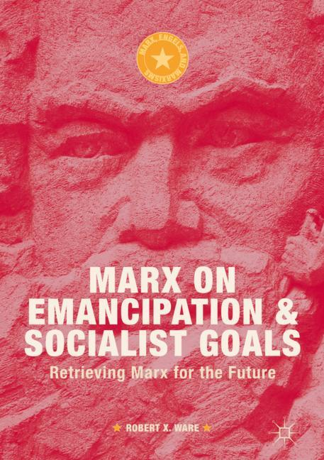 Cover of 'Marx on Emancipation and Socialist Goals'