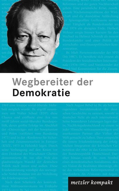 Cover of 'Wegbereiter der Demokratie'