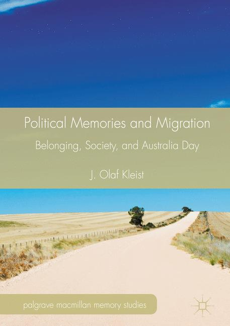 Cover of 'Political Memories and Migration'