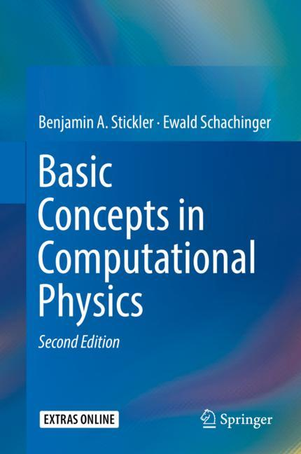 Cover of 'Basic Concepts in Computational Physics'