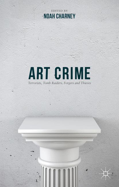 Cover of 'Art Crime'