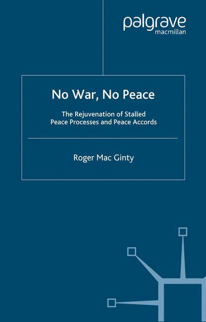 Cover of 'No War, No Peace'