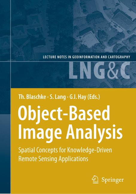 Cover of 'Object-Based Image Analysis'