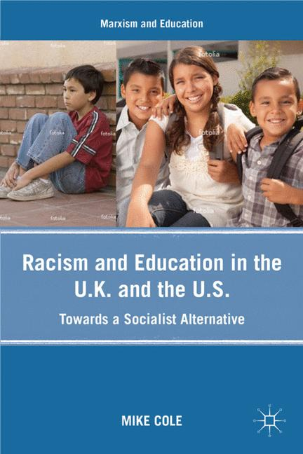 Cover of 'Racism and Education in the U.K. and the U.S.'