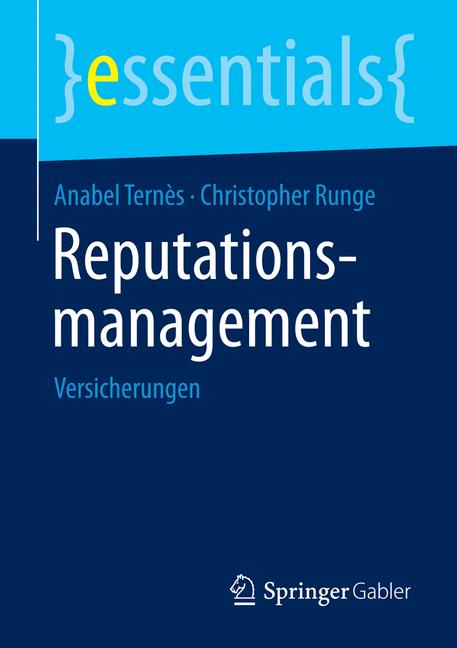 Cover of 'Reputationsmanagement'