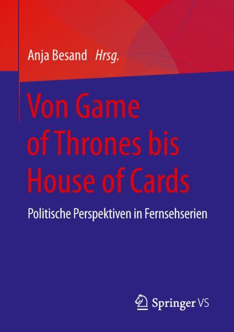 Cover of 'Von Game of Thrones bis House of Cards'