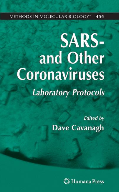 Cover of 'SARS- and Other Coronaviruses'