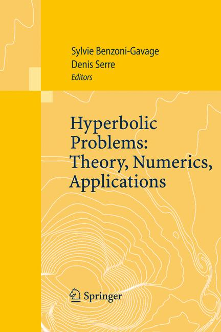 Cover of 'Hyperbolic Problems: Theory, Numerics, Applications'