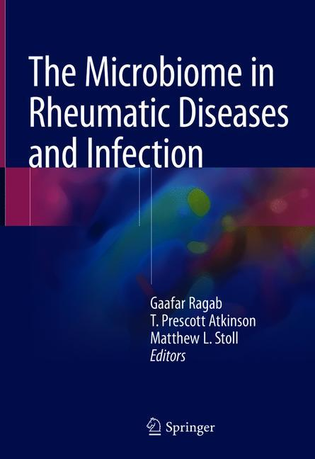 Cover of 'The Microbiome in Rheumatic Diseases and Infection'