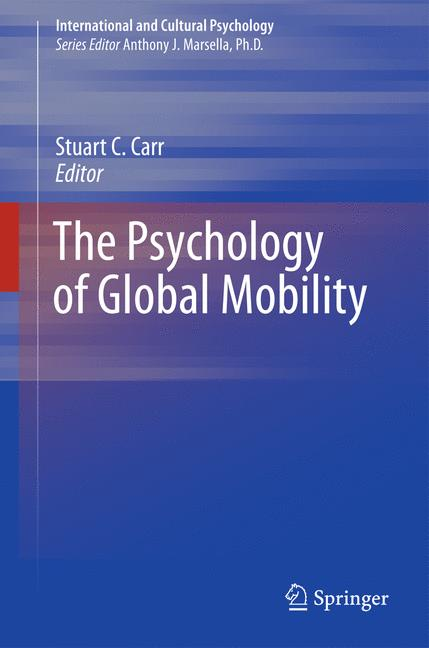 Cover of 'The Psychology of Global Mobility'
