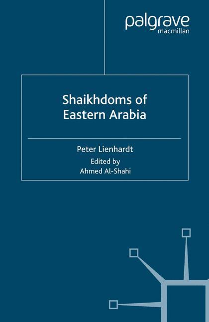 Cover of 'Shaikhdoms of Eastern Arabia'