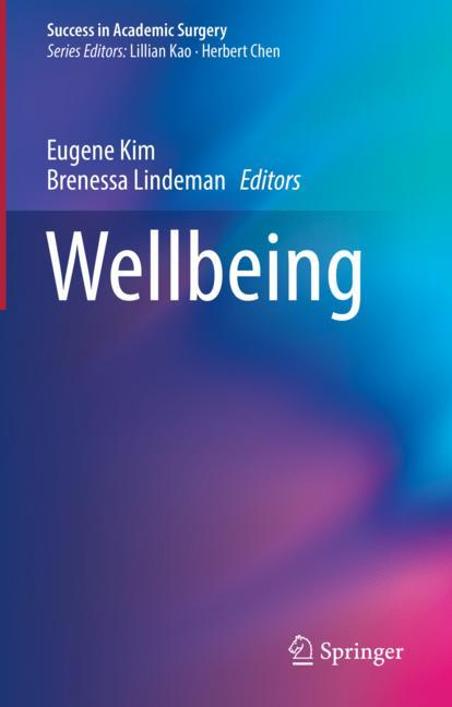 Cover of 'Wellbeing'