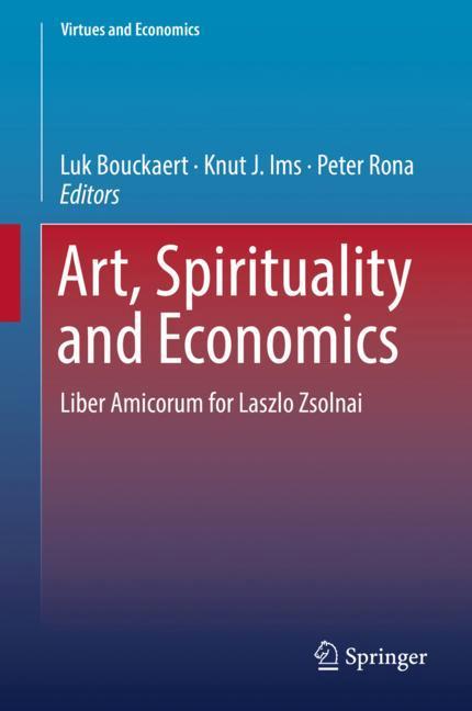 Cover of 'Art, Spirituality and Economics'