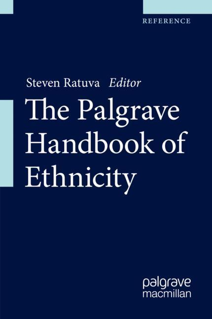 Cover of 'The Palgrave Handbook of Ethnicity'