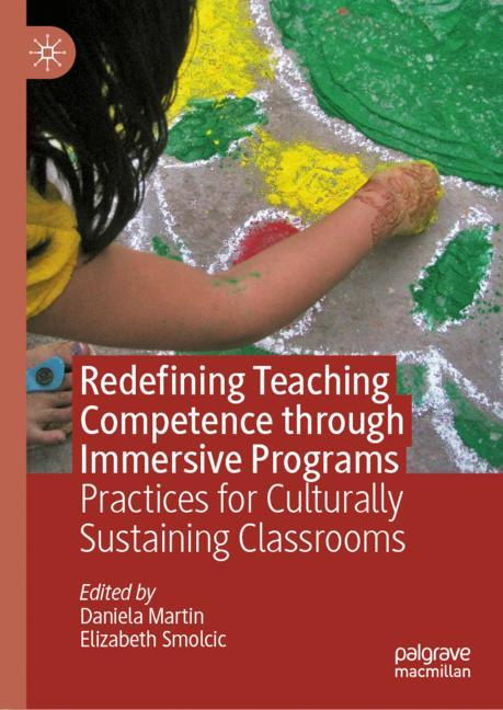 Cover of 'Redefining Teaching Competence through Immersive Programs'