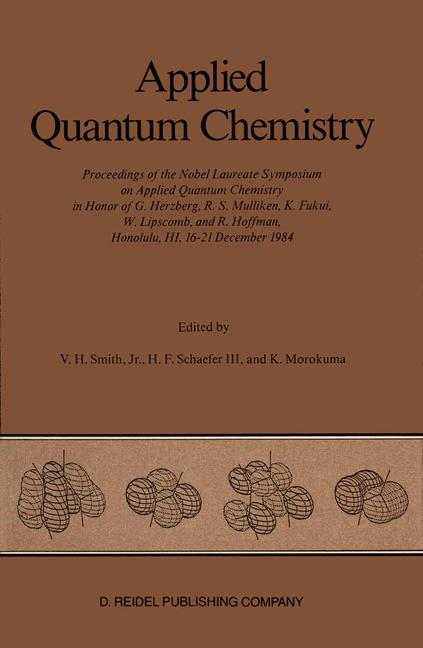 Cover of 'Applied Quantum Chemistry'
