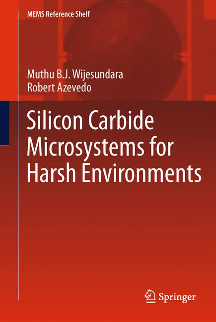 Cover of 'Silicon Carbide Microsystems for Harsh Environments'