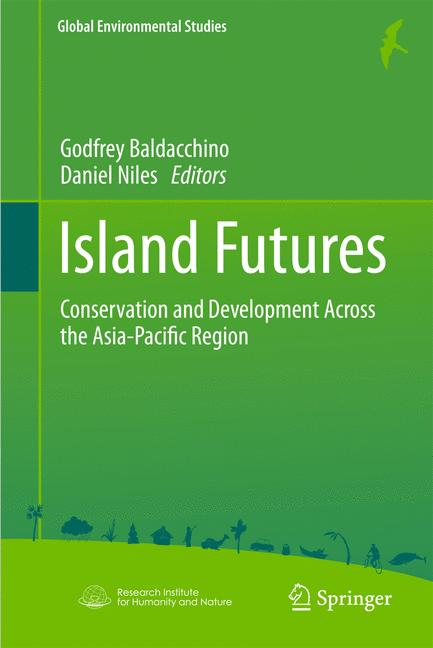 Cover of 'Island Futures'