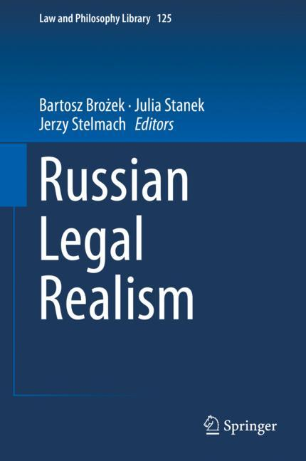 Cover of 'Russian Legal Realism'