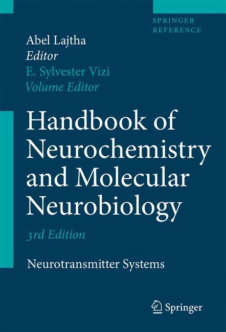 Cover of 'Handbook of Neurochemistry and Molecular Neurobiology'