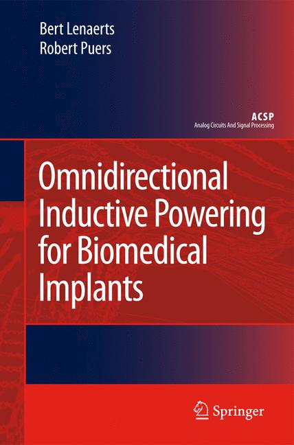 Cover of 'Omnidirectional Inductive Powering for Biomedical Implants'