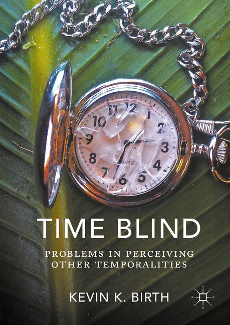 Cover of 'Time Blind'