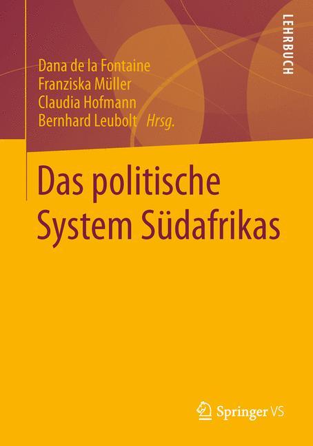 Cover of 'Das politische System Südafrikas'