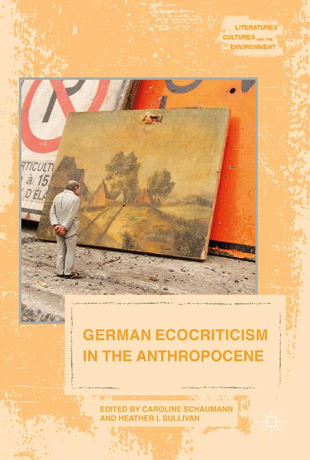 Cover of 'German Ecocriticism in the Anthropocene'