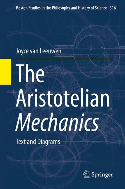Cover of 'The Aristotelian Mechanics'
