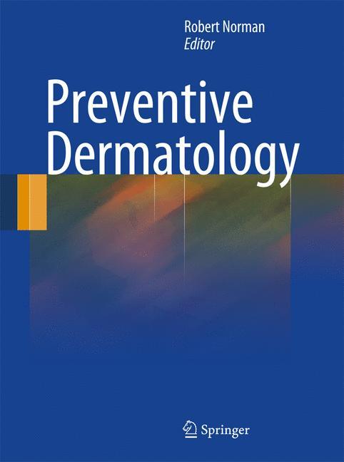 Cover of 'Preventive Dermatology'