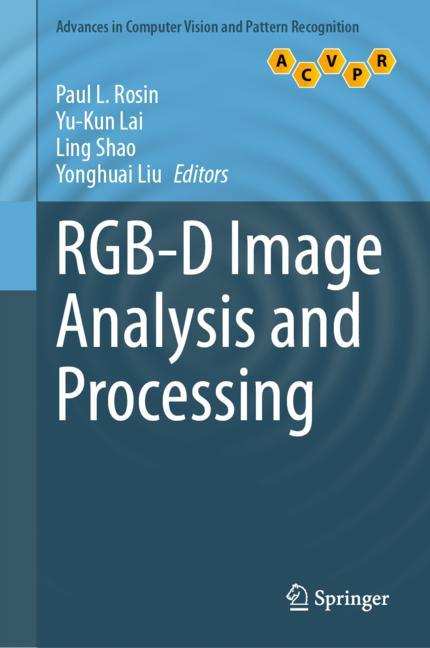 Cover of 'RGB-D Image Analysis and Processing'
