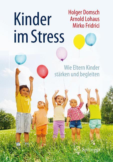 Cover of 'Kinder im Stress'