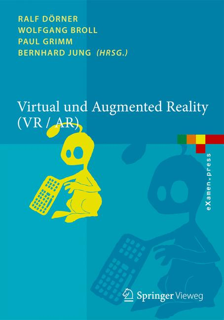 Cover of 'Virtual und Augmented Reality (VR / AR)'