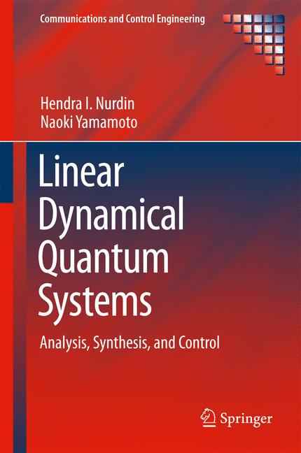 Cover of 'Linear Dynamical Quantum Systems'