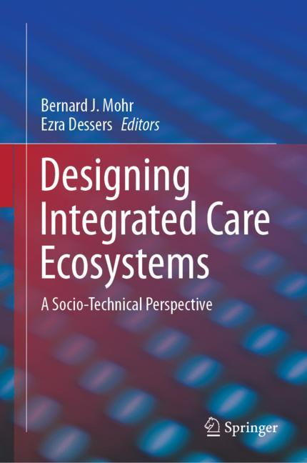 Cover of 'Designing Integrated Care Ecosystems'