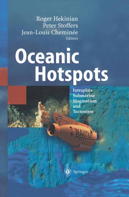 Cover of 'Oceanic Hotspots'