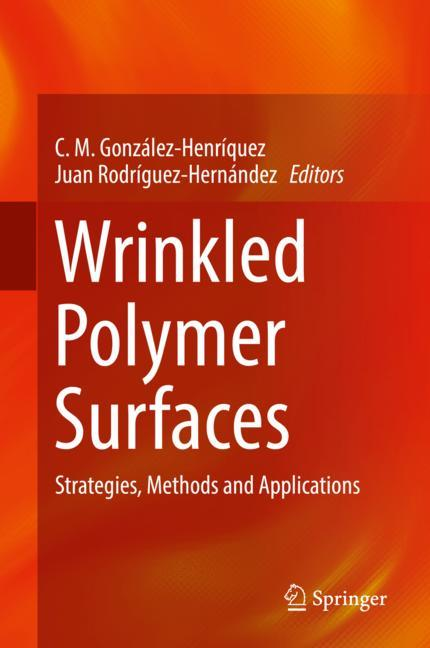 Cover of 'Wrinkled Polymer Surfaces'