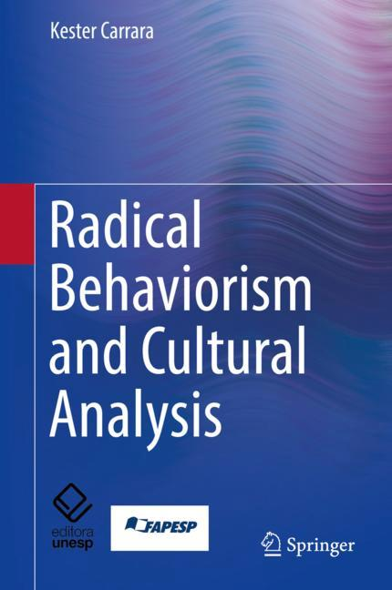 Cover of 'Radical Behaviorism and Cultural Analysis'