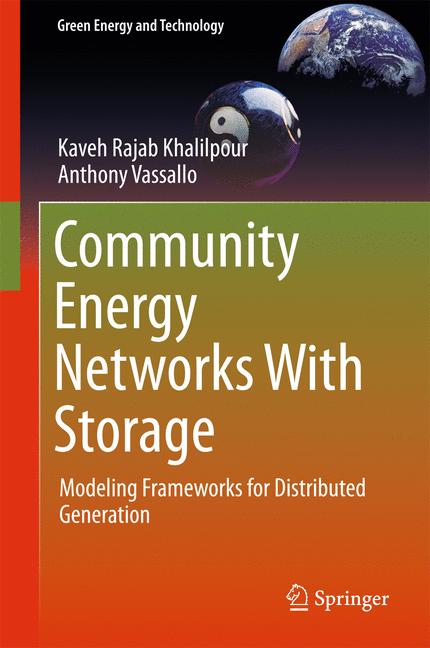 Cover of 'Community Energy Networks With Storage'