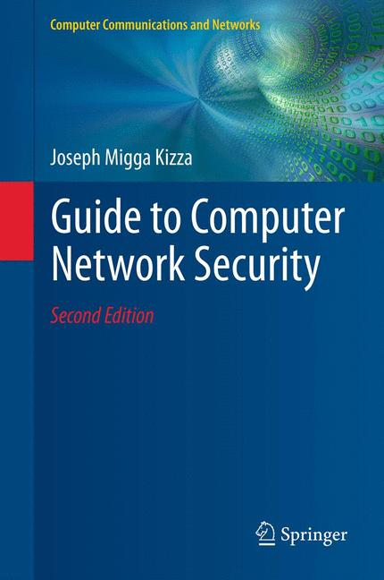 Cover of 'Guide to Computer Network Security'
